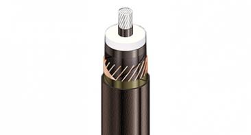 Силові кабелі з алюмінієвим провідником, з XLPE та зовнішньою оболонкою із ПВХ