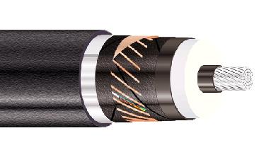 Силовые кабели с изоляцией из сшитого полиэтилена на напряжение от 220 до 330 кВ
