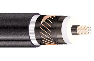 Силовые кабели с изоляцией из сшитого полиэтилена на напряжение от 45 до 150 кВ