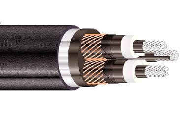 Силовые кабели с изоляцией из сшитого полиэтилена на напряжение от 6 до 35 кВ