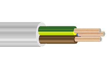Провода и шнуры с пластмассовой изоляцией различного назначения на напряжение до 1 кВ